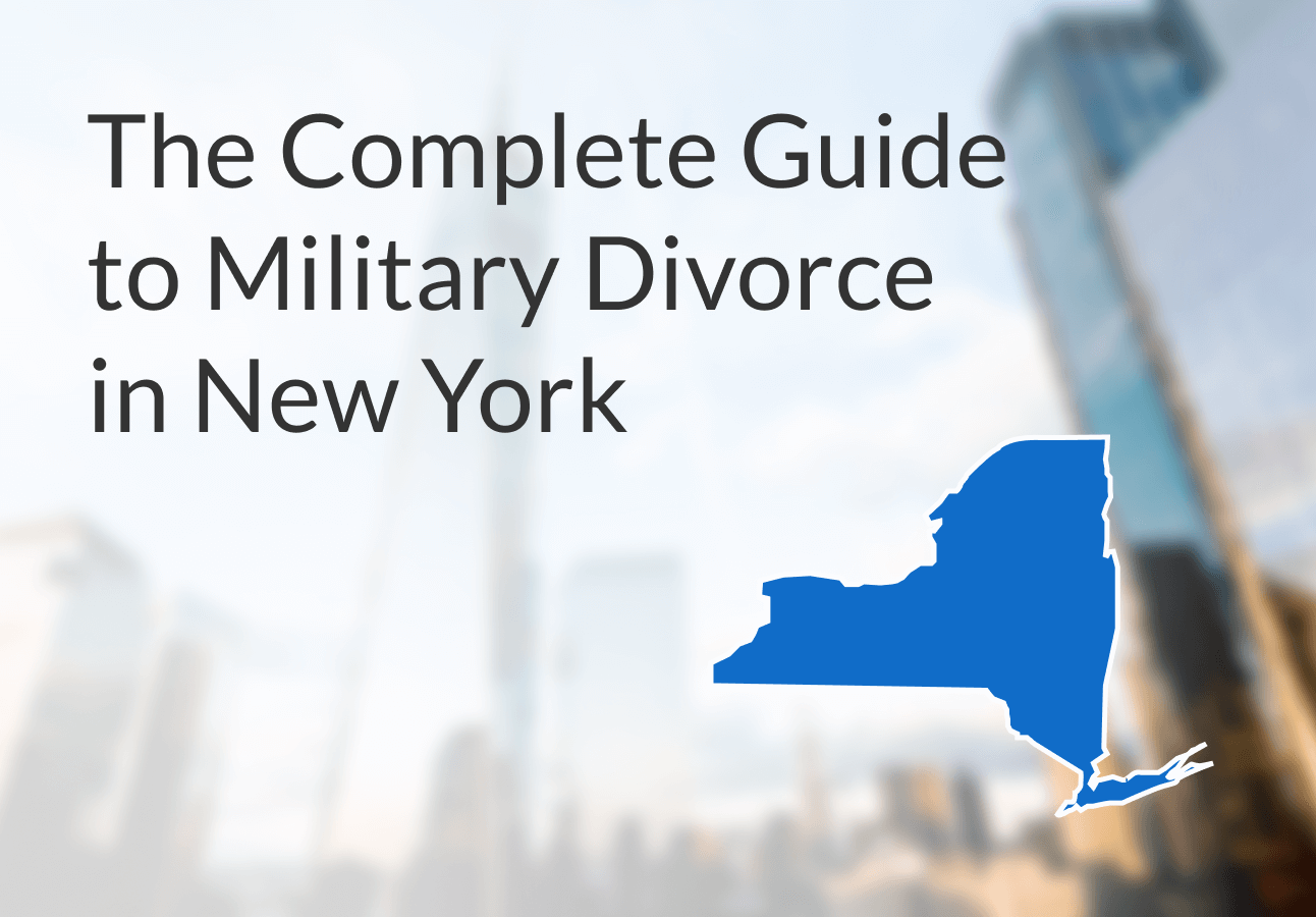 Military Divorce in New York